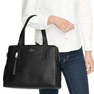 Kate Spade Grey Street Bag Leather Pebbled